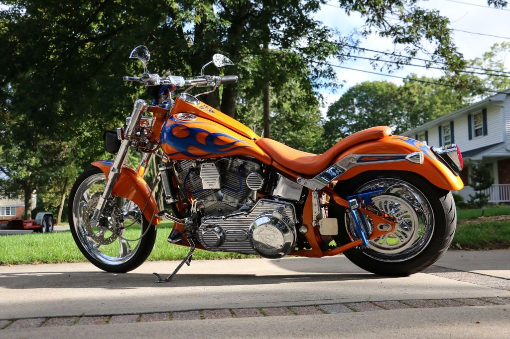 1992 Used Harley Davidson Softtail Show Bike For Sale At WeBe Autos