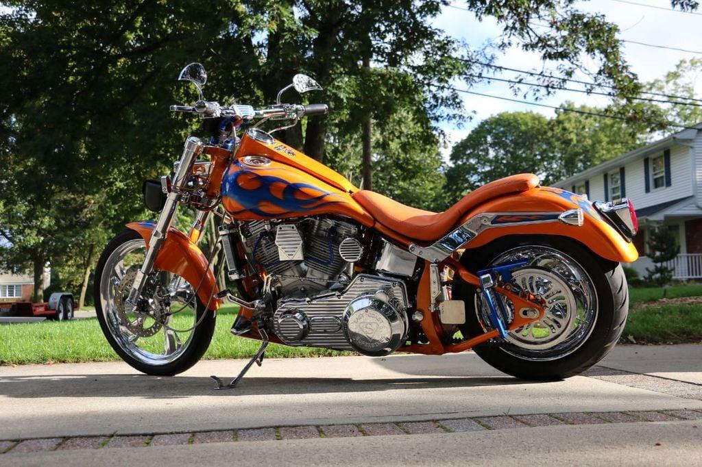 1992 Harley Davidson Softtail Show Bike For Sale - 15580945 - 3