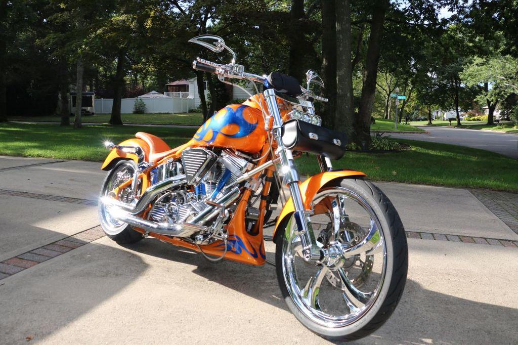 1992 Harley Davidson Softtail Show Bike For Sale - 15580945 - 5