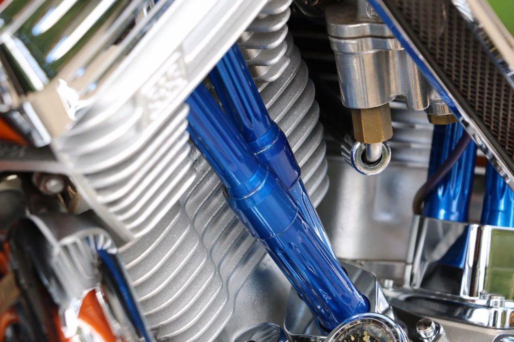 1992 Harley Davidson Softtail Show Bike For Sale - 15580945 - 68