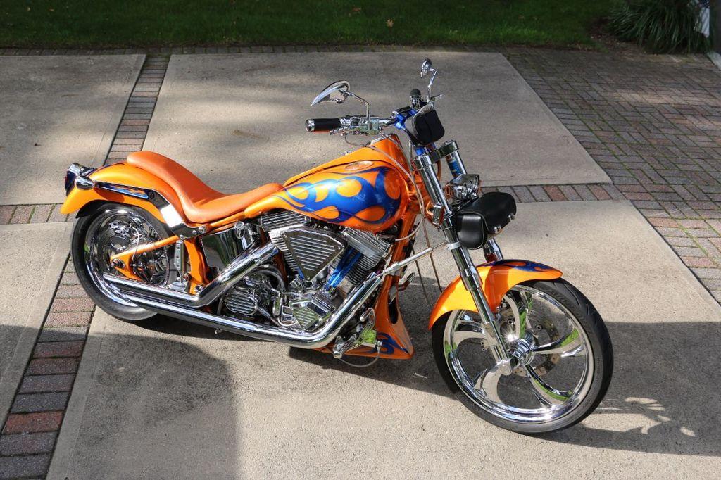 1992 Harley Davidson Softtail Show Bike For Sale - 15580945 - 6