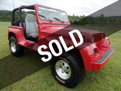 1992 Jeep Wrangler 2dr Renegade