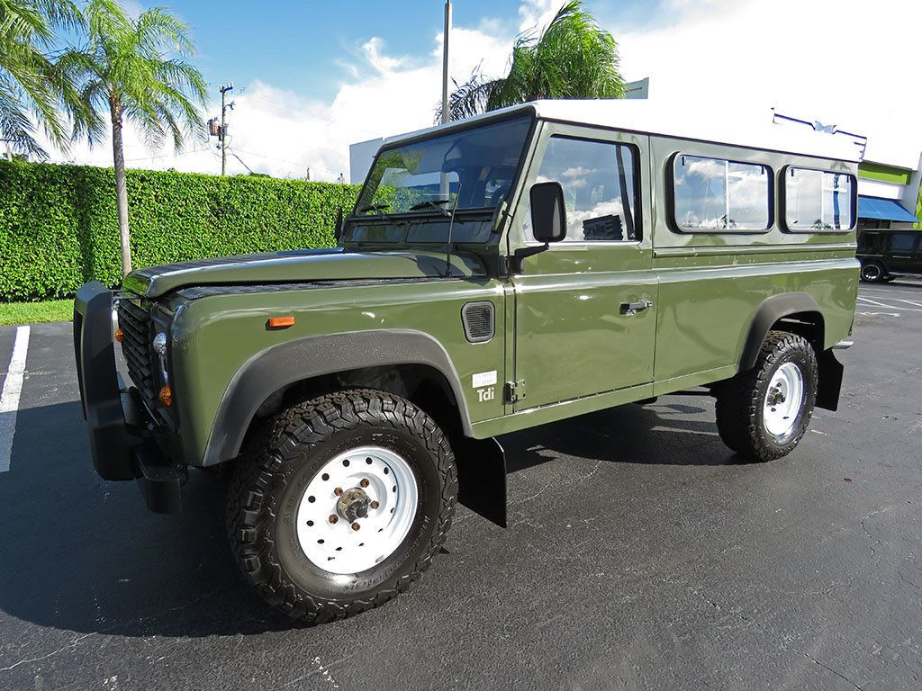 1992 Land Rover Defender 110 200 Tdi - 17818293 - 0