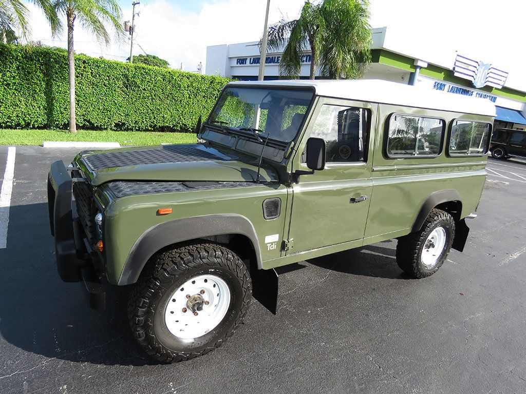 1992 Land Rover Defender 110 200 Tdi - 17818293 - 13