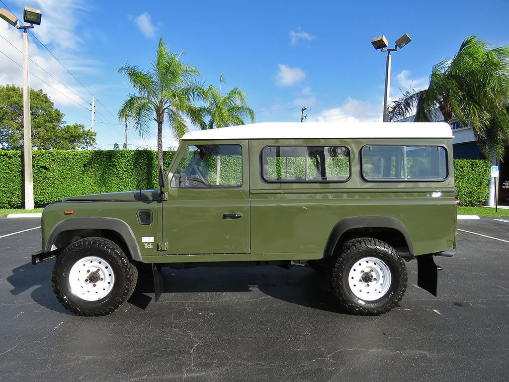 1992 Land Rover Defender 110 200 Tdi - 17818293 - 2