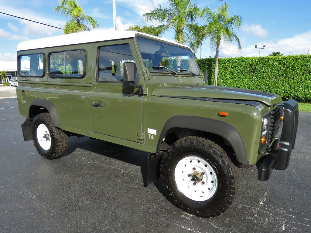 1992 Land Rover Defender 110 200 Tdi - 17818293 - 3