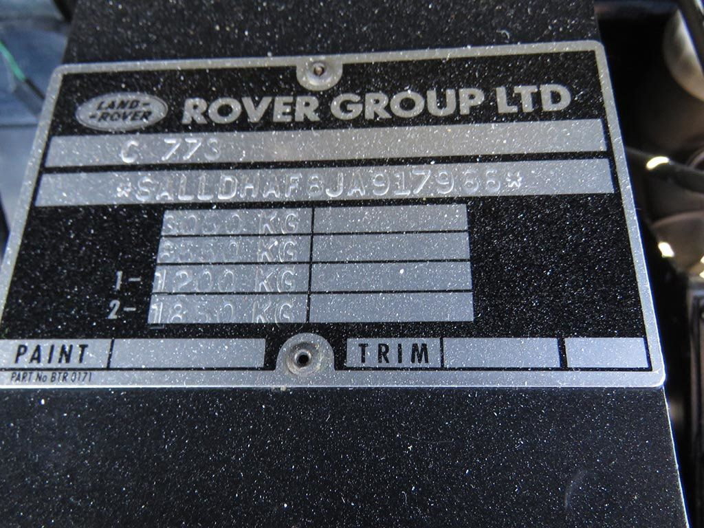 1992 Land Rover Defender 110 200 Tdi - 17818293 - 41
