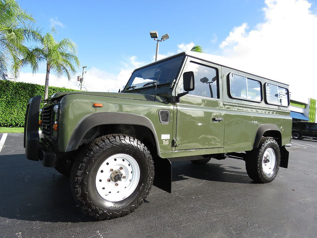 1992 Land Rover Defender 110 200 Tdi - 17818293 - 42