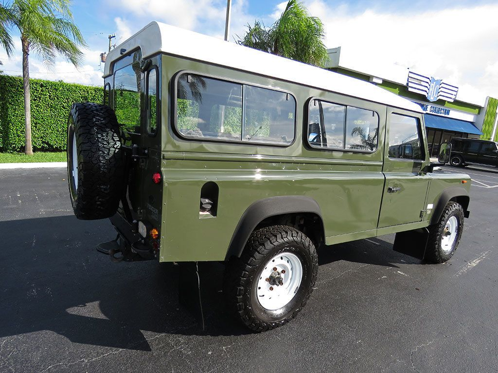 1992 Land Rover Defender 110 200 Tdi - 17818293 - 4