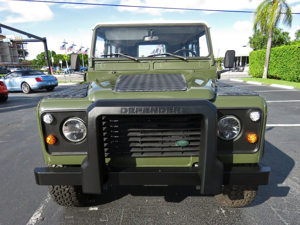 1992 Land Rover Defender 110 200 Tdi - 17818293 - 6
