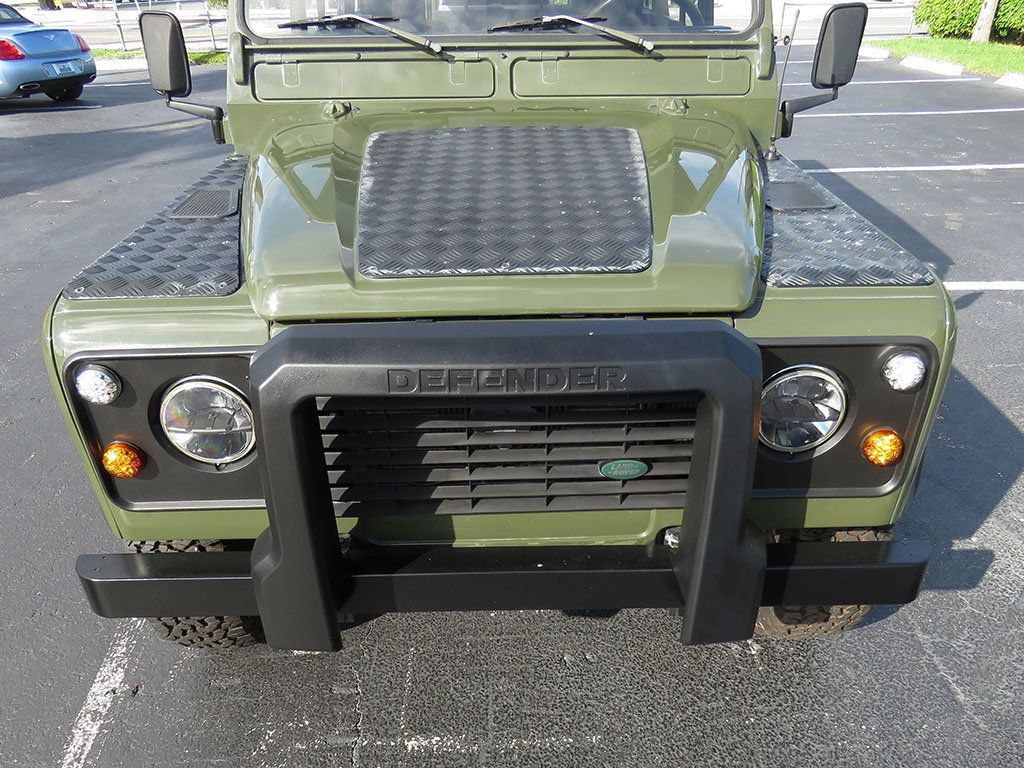 1992 Land Rover Defender 110 200 Tdi - 17818293 - 8