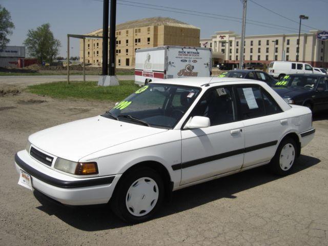 1992 Mazda Protege LX Sedan