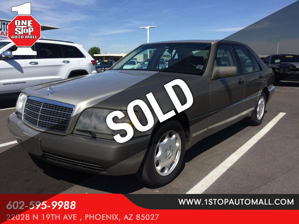 1992 Mercedes-Benz 300 Series 1992 Mercedes Benz 300 Series Sedan - 16195608 - 0