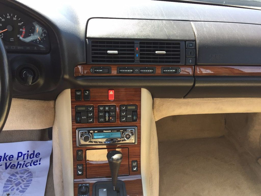 1992 Mercedes-Benz 300 Series 1992 Mercedes Benz 300 Series Sedan - 16195608 - 14