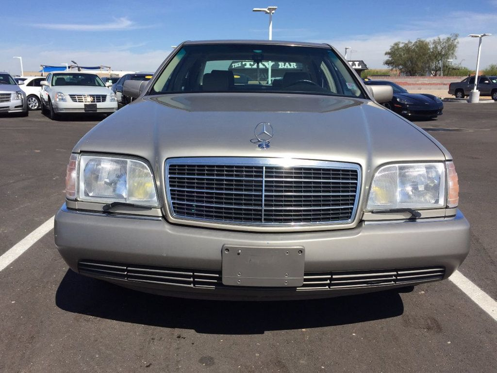 1992 Mercedes-Benz 300 Series 1992 Mercedes Benz 300 Series Sedan - 16195608 - 1