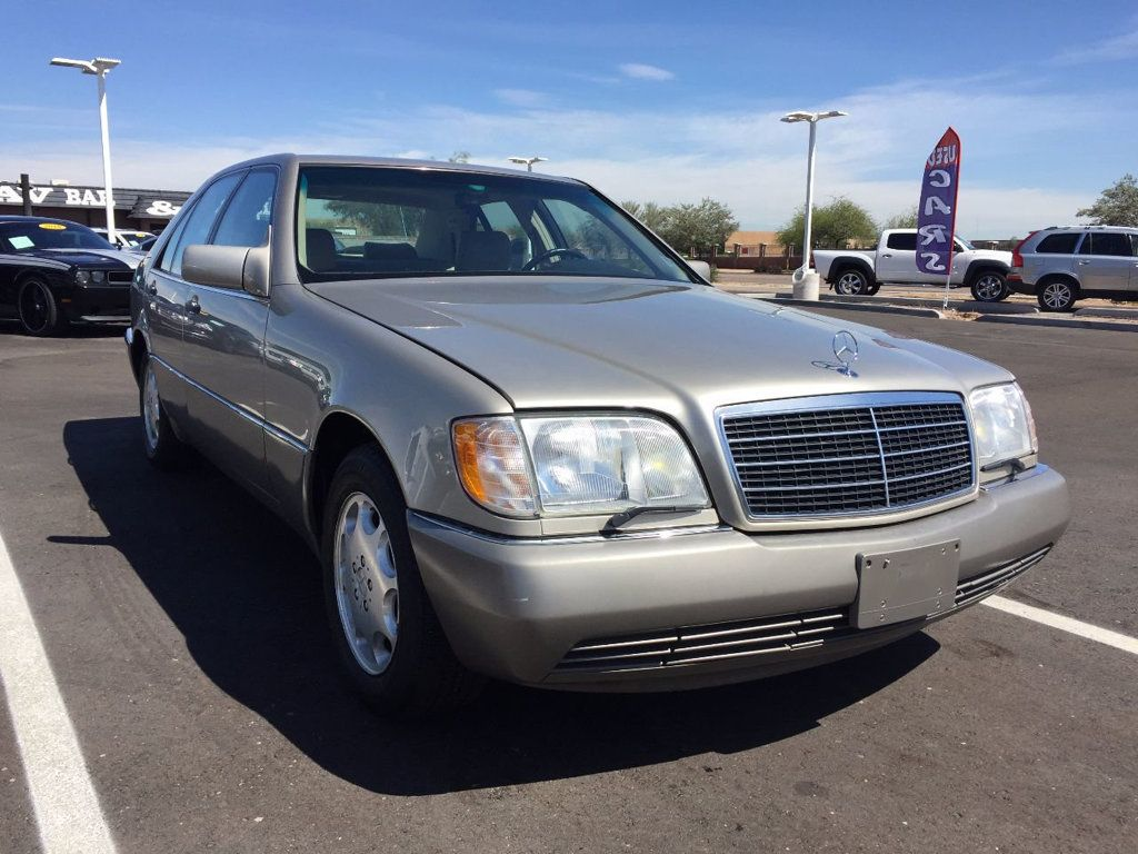 1992 Mercedes-Benz 300 Series 1992 Mercedes Benz 300 Series Sedan - 16195608 - 2