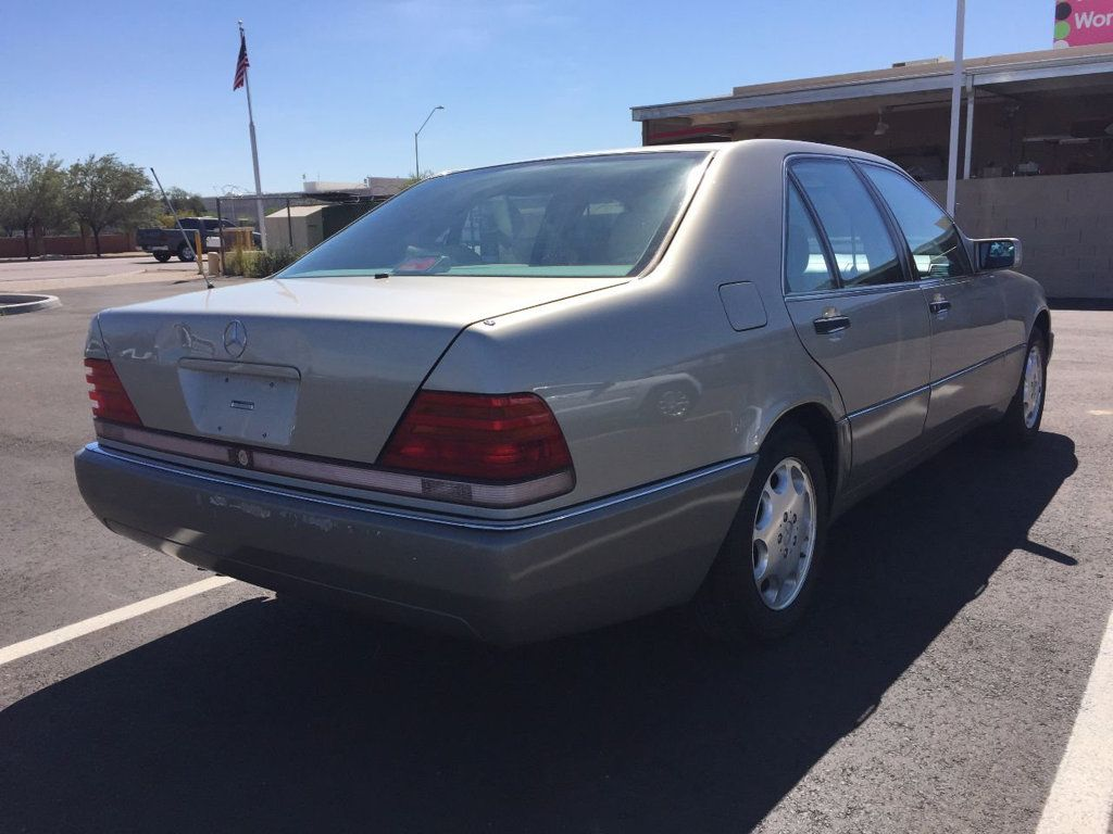 1992 Mercedes-Benz 300 Series 1992 Mercedes Benz 300 Series Sedan - 16195608 - 6