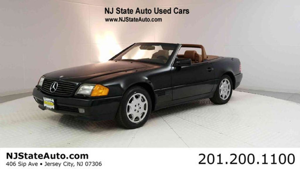 1992 Mercedes-Benz 500 Series 500 Series 2dr Coupe 500SL - 16169090 - 0