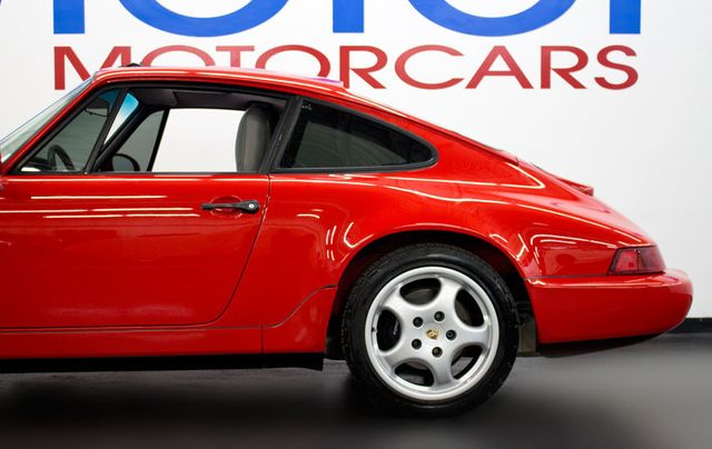 1992 Porsche 911 Carrera C2 - Click to see full-size photo viewer