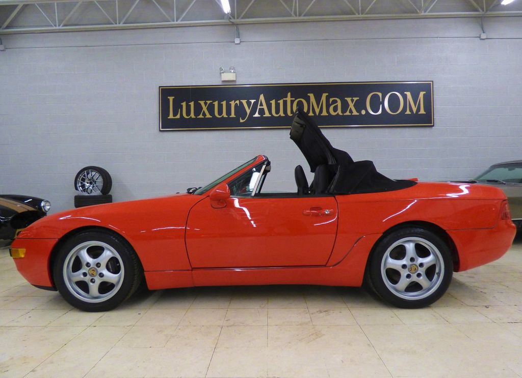 1992 Porsche 968 Convertible for Sale in Chambersburg, PA - $15,995
