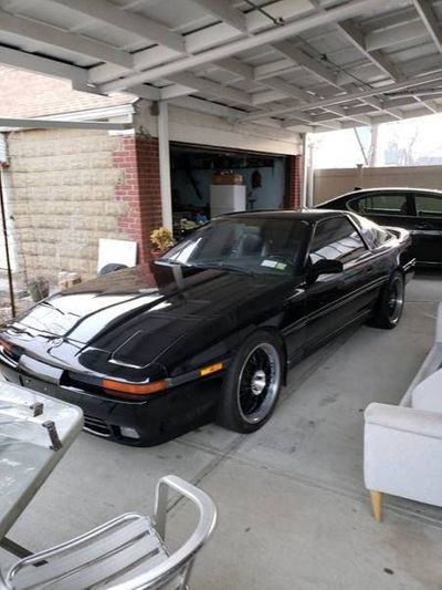 1992 Toyota Supra  Coupe