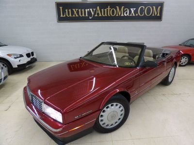 1993 Cadillac Allante' NORTHSTAR V8 Coupe