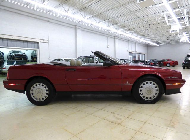 1993 Cadillac Allante' NORTHSTAR V8 - Click to see full-size photo viewer