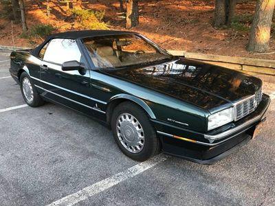 1993 Cadillac DeVille  Convertible