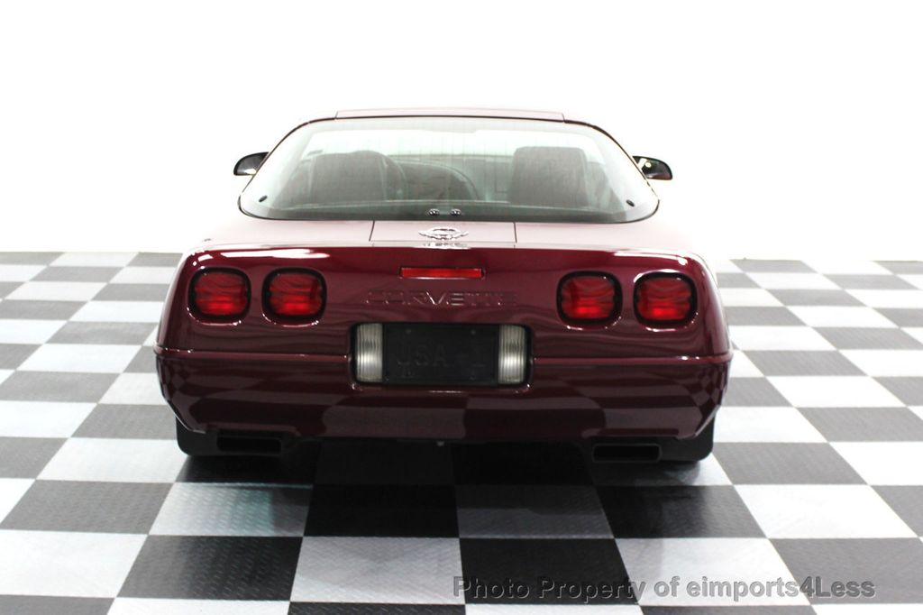 1993 Chevrolet Corvette CORVETTE 40TH Anniversary Coupe 6 SPEED 2 TOPS - 16417236 - 23