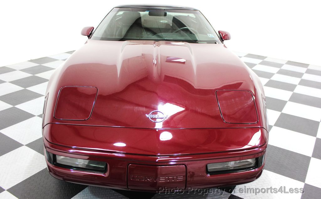 1993 Chevrolet Corvette CORVETTE 40TH Anniversary Coupe 6 SPEED 2 TOPS - 16417236 - 46