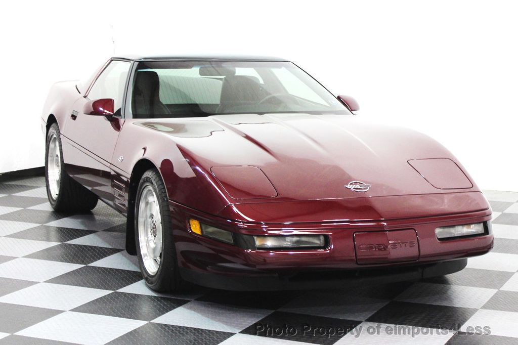 1993 Chevrolet Corvette CORVETTE 40TH Anniversary Coupe 6 SPEED 2 TOPS - 16417236 - 47