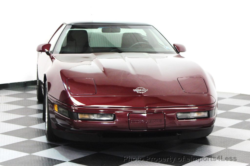 1993 Chevrolet Corvette CORVETTE 40TH Anniversary Coupe 6 SPEED 2 TOPS - 16417236 - 52