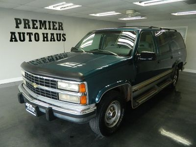 1993 Chevrolet Suburban 1993 CHEVROLET SUBURBAN 2500  - Click to see full-size photo viewer