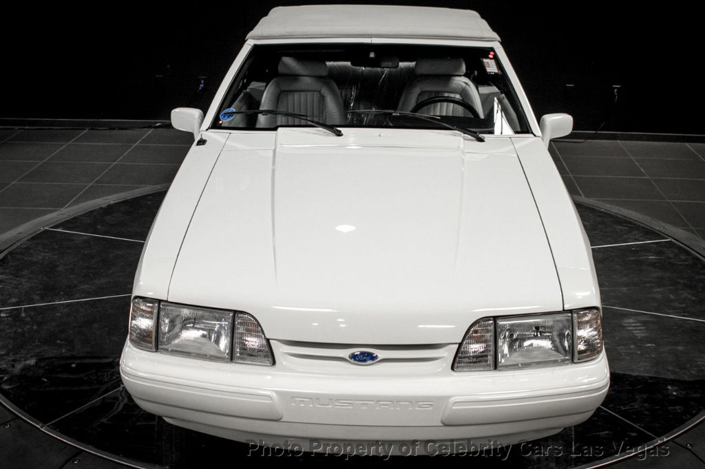 1993 Ford Mustang LX 5.0L V8   185 Miles!!! - 17978944 - 9
