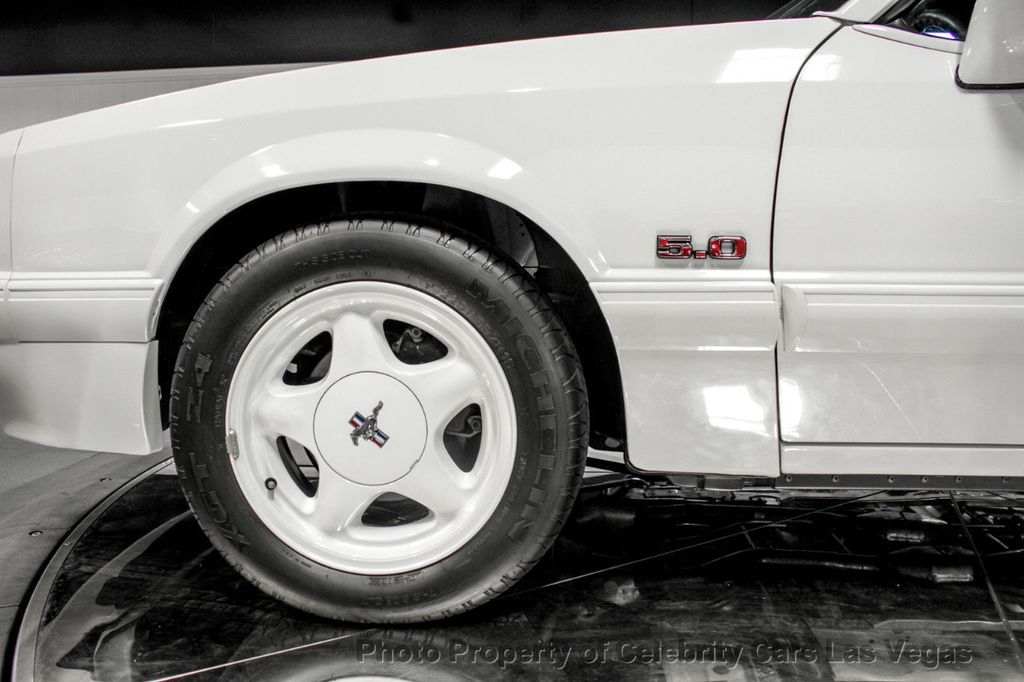 1993 Ford Mustang LX 5.0L V8   185 Miles!!! - 17978944 - 20