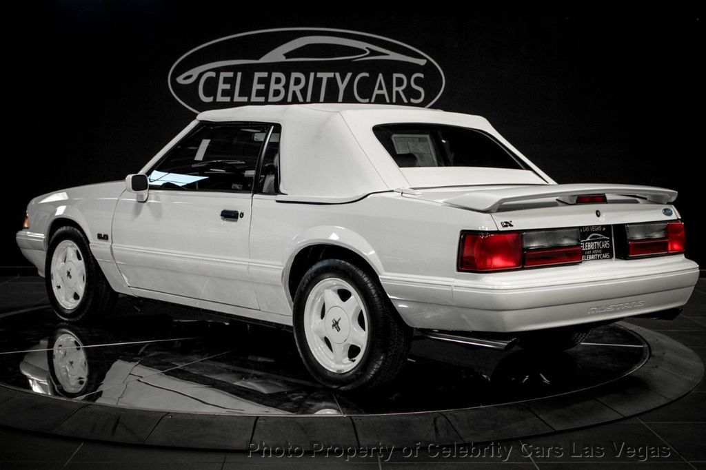 1993 Ford Mustang LX 5.0L V8   185 Miles!!! - 17978944 - 2
