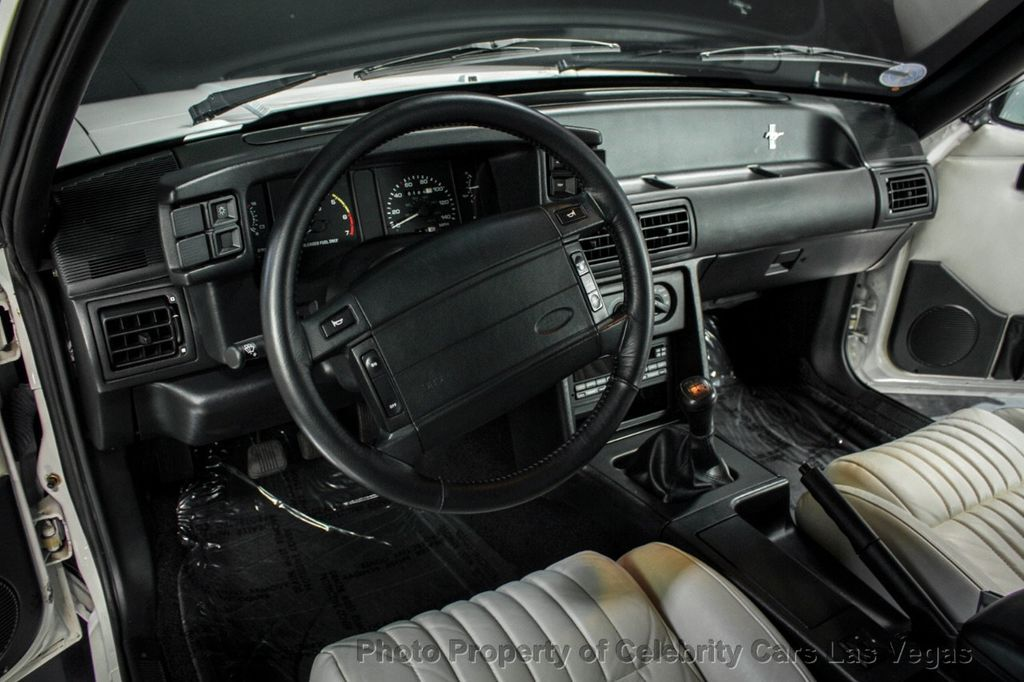 1993 Ford Mustang LX 5.0L V8   185 Miles!!! - 17978944 - 43