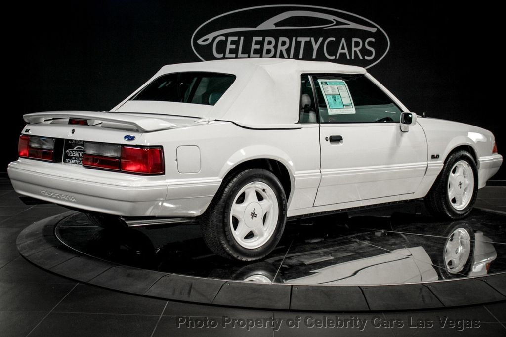 Safe Car Gov >> 1993 Used Ford Mustang LX 5.0L V8 185 Miles!!! at ...