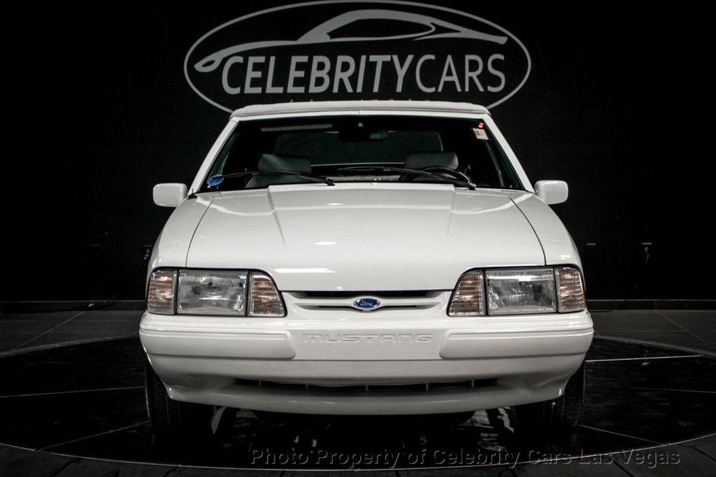 1993 Ford Mustang LX 5.0L V8   185 Miles!!! - 17978944 - 7