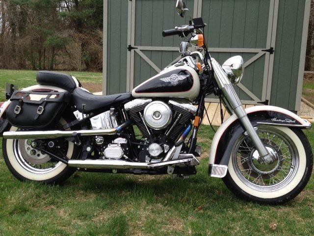 1993 Harley-Davidson Heritage Nostalgia Cow Glide - 13523219 - 0