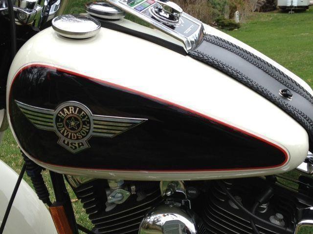 1993 Harley-Davidson Heritage Nostalgia Cow Glide - 13523219 - 11