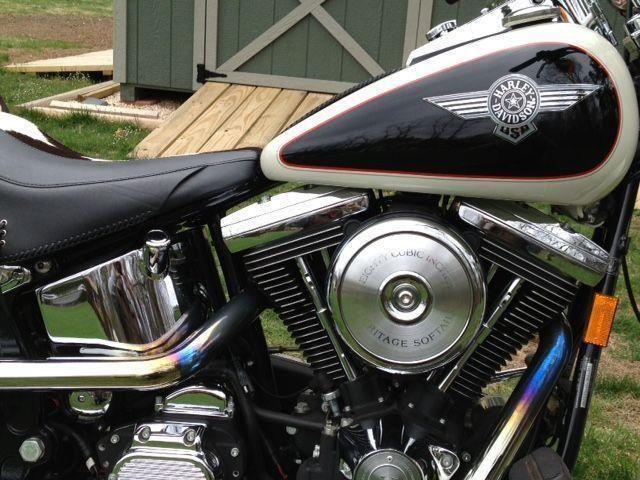 1993 Harley-Davidson Heritage Nostalgia Cow Glide - 13523219 - 14
