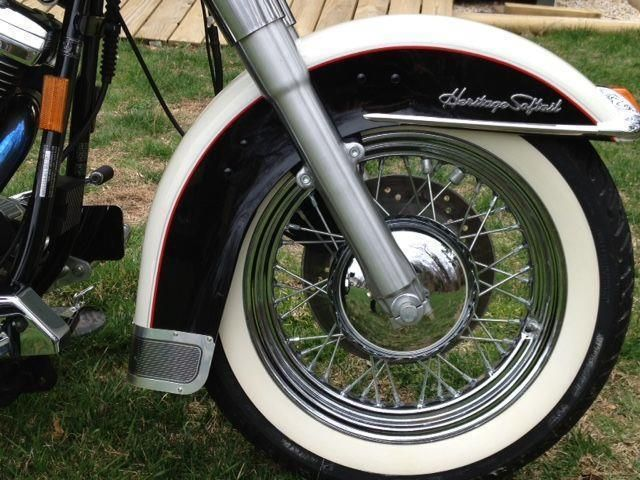 1993 Harley-Davidson Heritage Nostalgia Cow Glide - 13523219 - 17