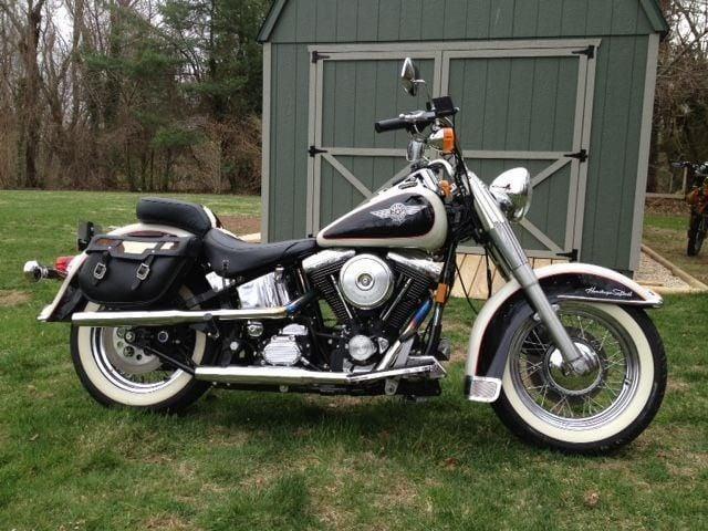 1993 Harley-Davidson Heritage Nostalgia Cow Glide - 13523219 - 1