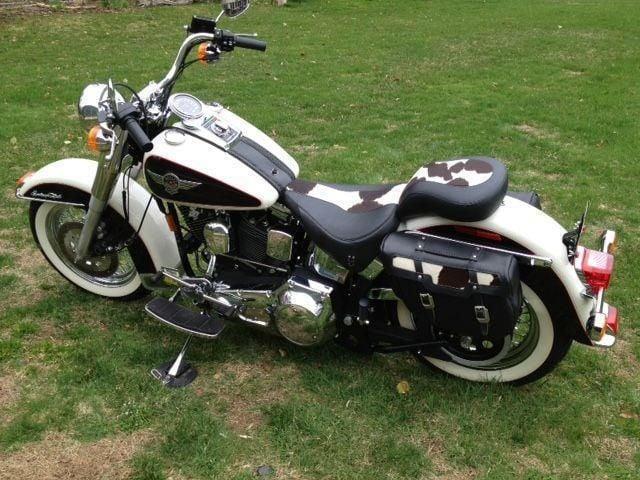 1993 Harley-Davidson Heritage Nostalgia Cow Glide - 13523219 - 3