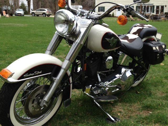 1993 Harley-Davidson Heritage Nostalgia Cow Glide - 13523219 - 5