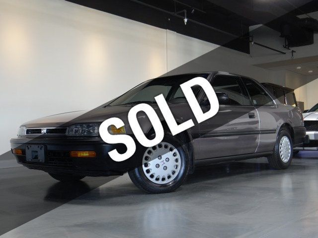 1993 Honda Accord 2dr Coupe DX Automatic