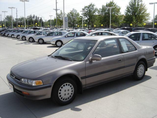 1993 Honda Accord LX Coupe   1HGCB7152PA041455   0