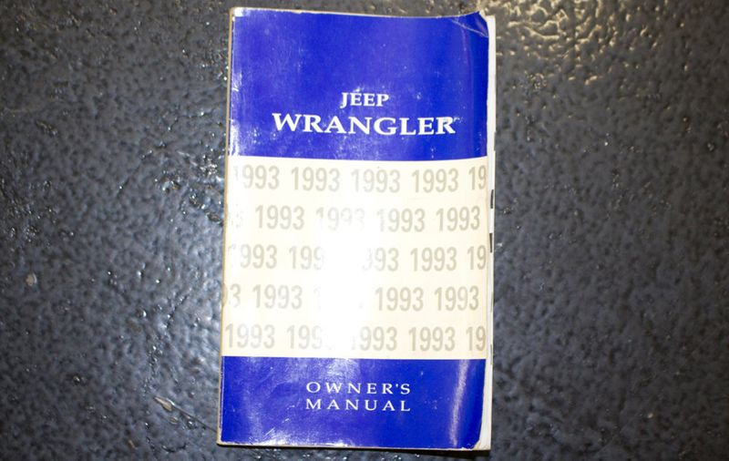 1993 Jeep Wrangler Base Trim - 16273282 - 33