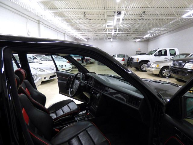 1993 Mercedes-Benz 190 Series SPORTSLINE CARBON FIBERt TRIM RECARO SEATS - Click to see full-size photo viewer